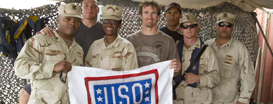 USO Military Discount