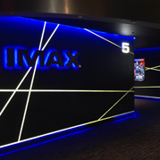 Showcase Cinema de Lux Randolph IMAX lobby