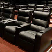 Showcase Cinema de Lux Randolph Reclining Seats