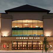 Blackstone Valley 14 Cinema de Lux Exterior