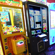 Jamaica Multiplex Cinemas Video Machines