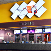Jamaica Multiplex Cinemas Lobby