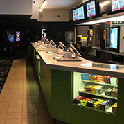 Concourse Concession stand
