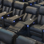 Fully Reclining Seats