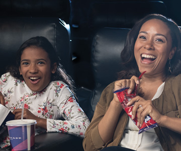 StarPass Loyalty Program Customers enjoying a movie