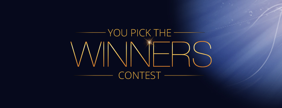 You pick the winners contest