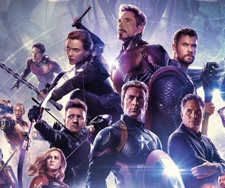 Avengers: Endgame - Tickets on sale