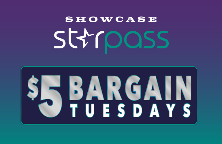 Starpass $5 Bargain Tuesdays