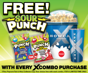 Free Sour Punch