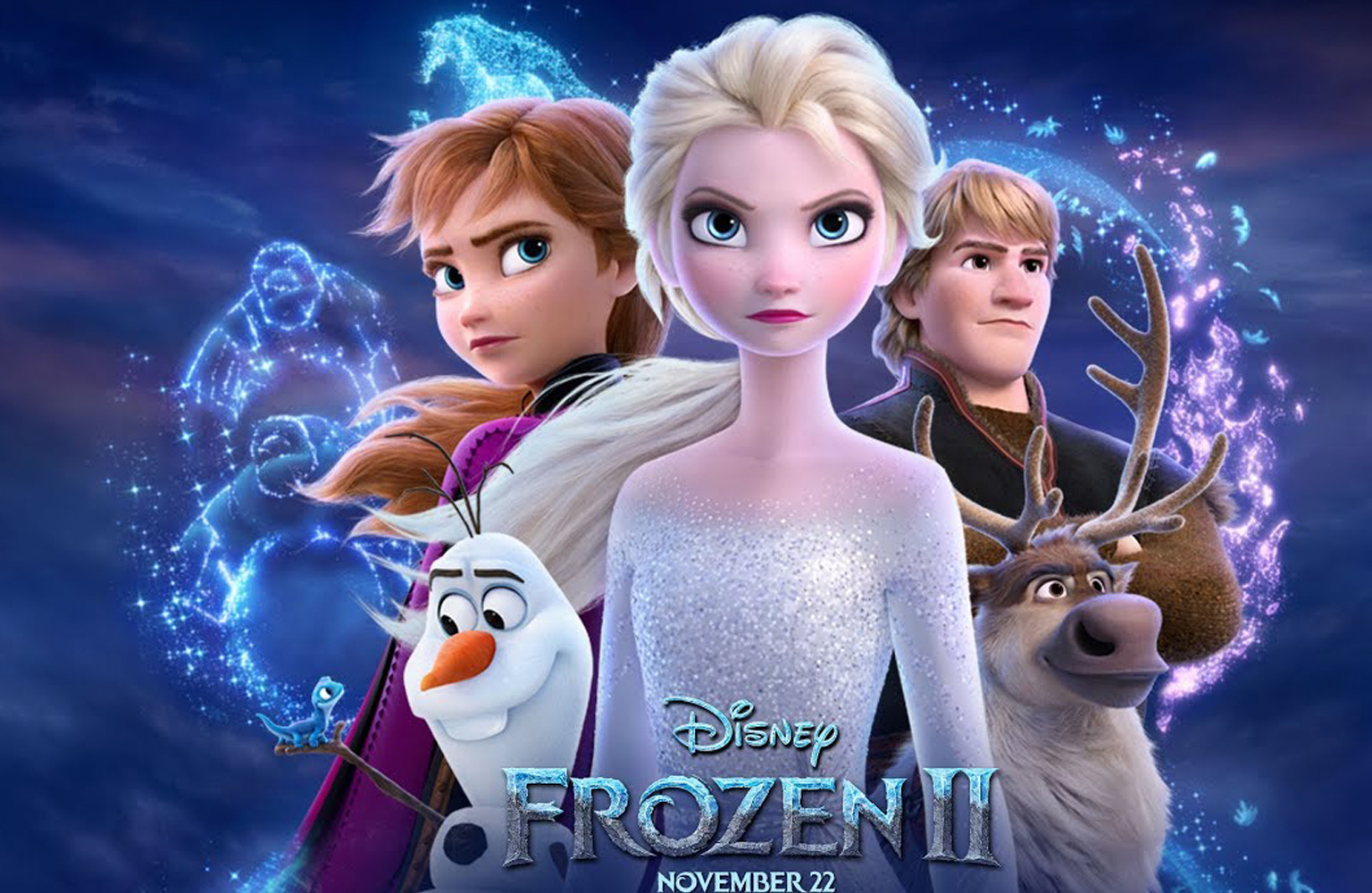 Frozen 2 Tickets now on sale