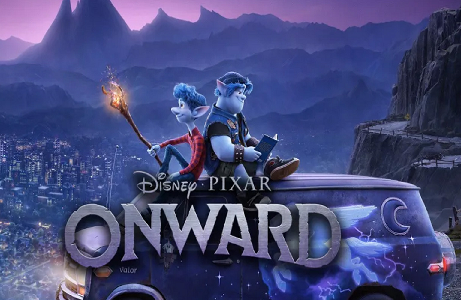 Disney's Pixar Marathon with Advance Screen of Onward