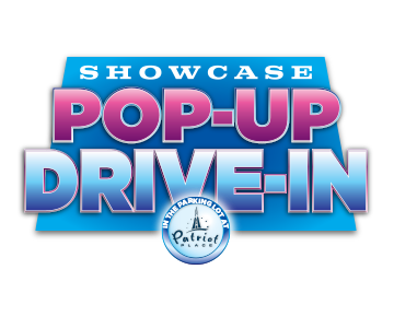 Showcase Pop-up Drive-In at Patriot Place