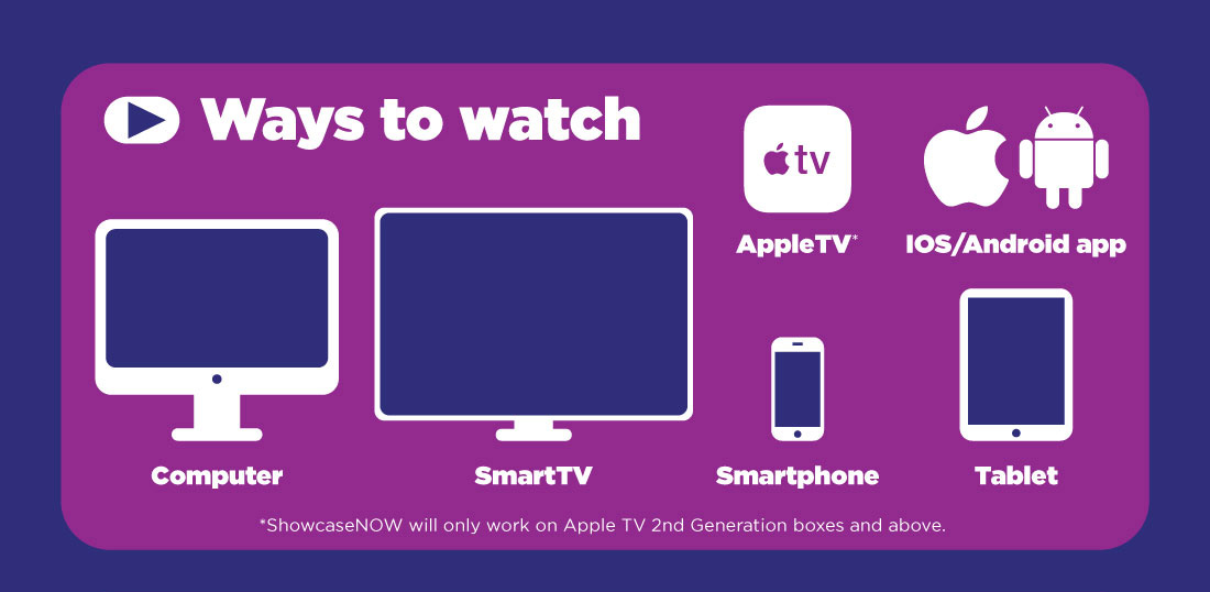 Ways to Watch