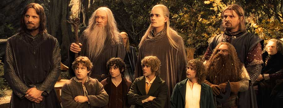 The Lord of the Rings: Fellowship of the Rings