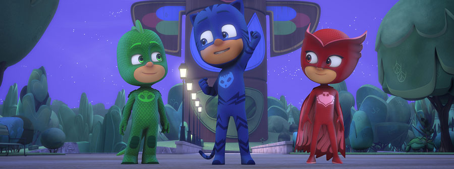 PJ Masks Friendship Saves the Day